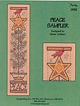 Imaginating 1858 Peace Sampler