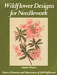 Oxmoor House Wildflower Designs for Needlework