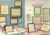 LA Keepsake Samplers