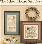 JBW Designs The School House Samplers