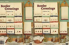 Canterbury Designs Border Crossings, Collection Two