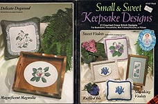 Plaid Ent. Small & Sweet Keepsake Designs