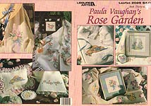 LA Paula Vaughan Book Thirty- Nine: Rose Garden