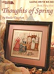 LA Paula Vaughan Book Fifty- Five: Thoughts of Spring