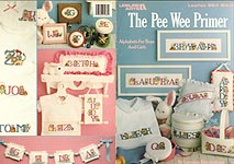 LA The Pee Wee Primer: Alphabets for Boys and Girls