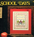 Cross Stitch Counter School Days