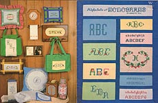 Alphabets and Monograms