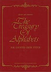 LA The Treasury of Alphabets for Counted Cross Stitch