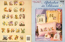 McCall's Alphabets in Bloom