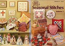 ASN Seasonal Stitches Volume 2